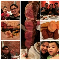 Photo taken at Taurinus Brazilian Steak House by Linh H. on 2/21/2015