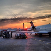 Photo taken at Concourse C by Edwin D. on 9/22/2012