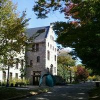 Photo taken at University of Rhode Island by Amanda M. on 11/28/2012