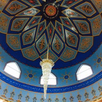 Photo taken at Lakemba Mosque by Christine W. on 10/29/2016