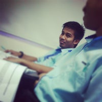 Photo taken at Learning Block B by Amr R. on 11/27/2012