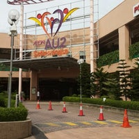 Photo taken at AEON AU2 (Setiawangsa) Shopping Centre by Piaree R. on 5/29/2013