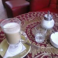 Photo taken at Café Arabico by מיכאל J. on 12/17/2012