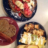 Photo taken at Pamela's P&G Diner by Rachel M. on 10/7/2012