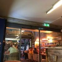 4/22/2018 tarihinde Nazo G.ziyaretçi tarafından Let's Coffee'de çekilen fotoğraf