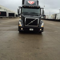 Photo taken at Bridgestone Distribution Center by Kevin C. on 2/9/2014