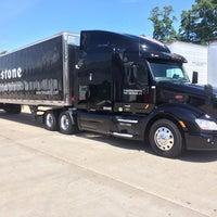 Photo taken at Bridgestone Distribution Center by Kevin C. on 7/17/2014