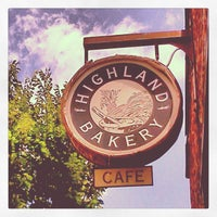 Photo taken at Highland Bakery by Mollie T. on 6/15/2013