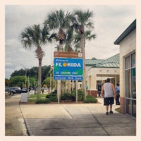 Photo taken at Florida Welcome Center (I-95) by Lexy S. on 4/20/2013