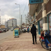 Photo taken at Horozköy by Gaye Ö. on 1/20/2018