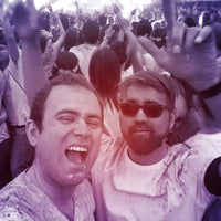 Photo taken at Holi Festival of Colours by Carlos Eduardo L. on 10/25/2015