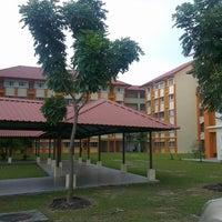 Photo taken at Kediaman Pengarah Kolej Matrikulasi Selangor by Ahmad Fuad R. on 11/25/2012