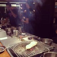 Photo taken at 大腕燒肉 by Min T. on 10/9/2013