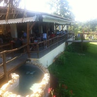 Photo taken at Restaurante Tupi - Sabores da Fazenda by Vinicius F. on 8/11/2013