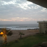Photo taken at Hotel Arica by Gonzalo M. on 6/24/2013