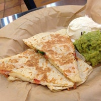 Photo taken at Qdoba Mexican Grill by Noel M. on 9/9/2013