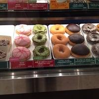 Photo taken at Krispy Kreme Doughnuts by Keiko K. on 3/18/2013