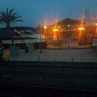 Photo taken at Metrolink Riverside-Downtown Station by Jennifer J. on 4/7/2013