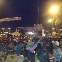 Photo taken at Parque del Resurgimiento by Alberto M. on 12/8/2012