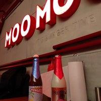 Снимок сделан в Moo Moo Burgers пользователем Natalia 3/10/2018