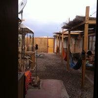 Foto tomada en Backpackers San Pedro por Pame K. el 1/19/2013