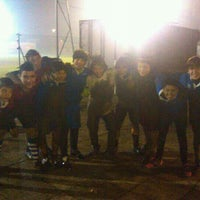 Photo taken at Campo allenamento Persiceto Rugby e Knights by Michele S. on 11/23/2012