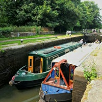 Photo taken at Lock No64 by Peter G. on 6/26/2013