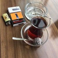 Photo taken at Oskar Cafe by Mehmet I. on 2/27/2018