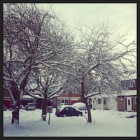 Photo taken at Chester Road by Emma B. on 1/21/2013