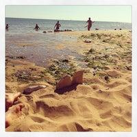 Photo taken at Jard-sur-Mer by Emma B. on 8/21/2013