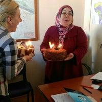 Photo taken at Ortahisar Belediyesi Teknik Hizmet Birimleri by Yasemin S. on 2/3/2016