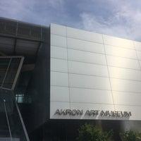 Photo taken at Akron Art Museum by Wm B. on 8/31/2017