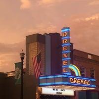 Photo taken at Drexel Theatre by Wm B. on 7/15/2016