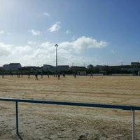 Photo taken at Futebol Clube do Areias by Filipe C. on 3/24/2013