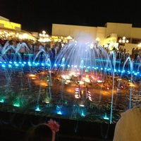 Photo taken at Soho Square Sharm El Sheikh by Mohammed A. on 3/23/2013