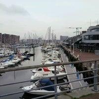 Photo taken at Jachthaven Scheveningen by Hans H. on 10/16/2013