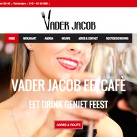 Photo taken at Eetcafé Vader Jacob by Vader Jacob E. on 5/3/2015