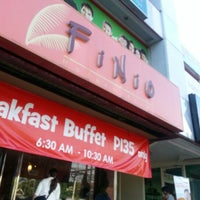 Photo taken at Finio by Kayeee on 10/20/2012