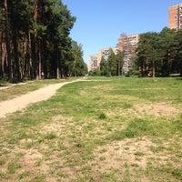 Photo taken at Собачья лощина г.Протвино by Егор М. on 7/13/2014