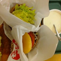 Photo taken at MOS Burger by Koichi S. W. on 7/4/2013
