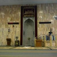 Снимок сделан в Al-Falah Mosque пользователем Nasoetion A. 7/1/2013