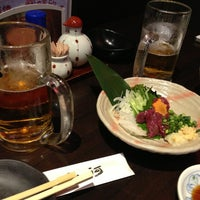 Photo taken at 旬菜・炭焼 玉河 by old_fixo on 7/24/2013