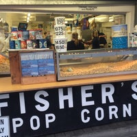 Photo taken at Fisher's Popcorn by Jacques on 9/11/2015