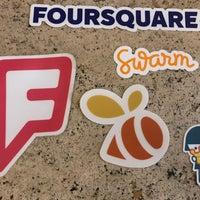 5/9/2017 tarihinde Jacquesziyaretçi tarafından Foursquare SF'de çekilen fotoğraf