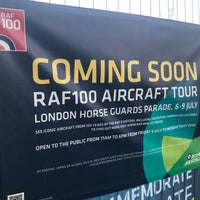 Photo taken at RAF100 Aircraft Tour by Jacques on 7/7/2018