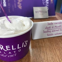 Photo taken at Morelli's Gelato by Jacques on 5/26/2017