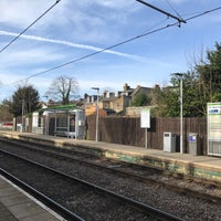Photo taken at Avenue Road London Tramlink Stop by Jacques on 3/4/2017