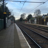 Photo taken at Avenue Road London Tramlink Stop by Jacques on 4/12/2016