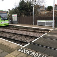 Photo taken at Avenue Road London Tramlink Stop by Jacques on 12/30/2017