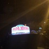 Photo taken at Papa John's Pizza by Chuck E. on 12/2/2017